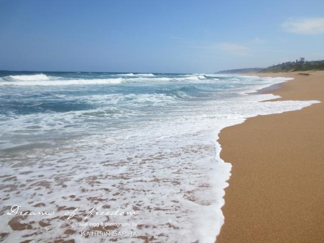 Beach in Durban - South Africa