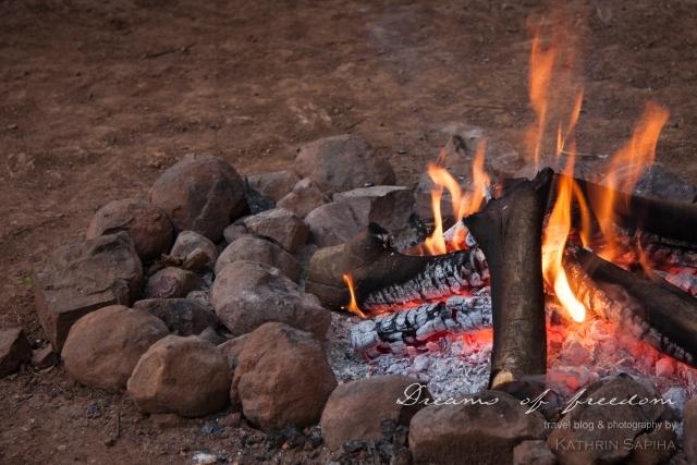 Ecabazini Zulu Village - Fire