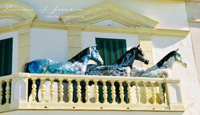 Painted Horses - Mallorca, Spain - 2003