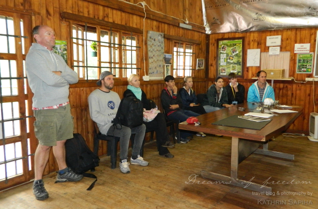 Karkloof Canopy Tour Zip Lining safety precautions - South Africa